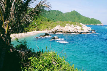 Private Speedboat from Santa Marta to Tayrona National Park