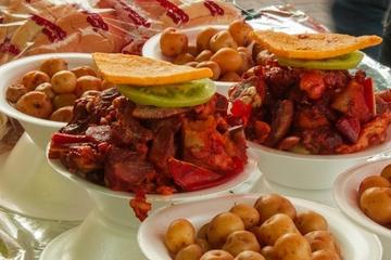 Recorrido por la gastronomía y los mercados locales de Bogotá