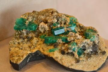 Tour degli smeraldi a Bogotá