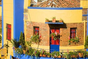 Zwischenstopp in Bogota mit privater Besichtigungstour inklusive...