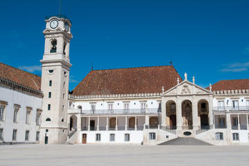 Dagtrip vanuit Porto naar Fatima en Coimbra
