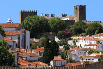 Excursão autoguiada Interativa de Óbidos, saindo de Lisboa