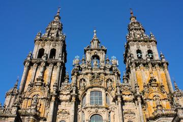 Excursión de un día desde Oporto a Santiago de Compostela y Viana do...