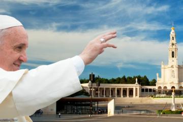 Excursión del Papa Francisco de 6 días en Fátima desde Lisboa