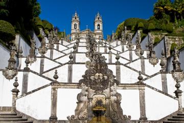 Excursion d'une journée à Guimarães et Braga au départ de Porto