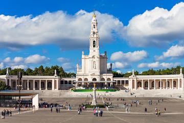 Fátimas interaktive selbstgeführte Tour ab Lissabon