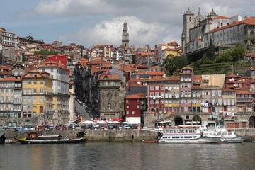 Recorrido por la ciudad de Porto con almuerzo