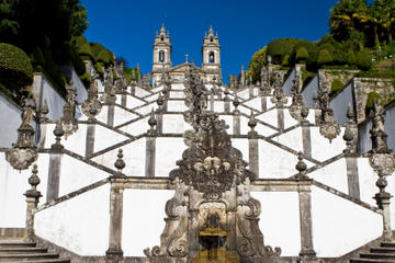 Viagem de um dia a Guimarães e Braga...