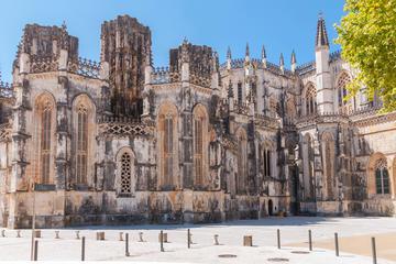 Viagem diurna a Óbidos, Nazaré, Fátima e Batalha