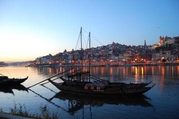 Visite de 4heures dans la ville de Porto avec croisière des six...