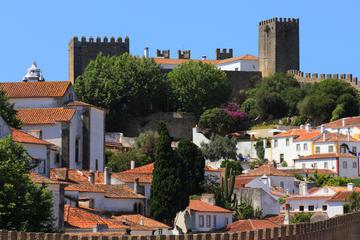 Visite interactive et autoguidée d'Óbidos au départ de Lisbonne