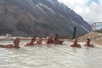 Hot spring Valle Colina