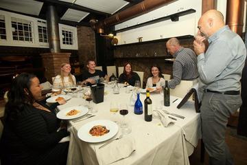Wine Tasting Dinner in Rome