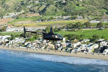 Los Angeles Helicopter Tour with...