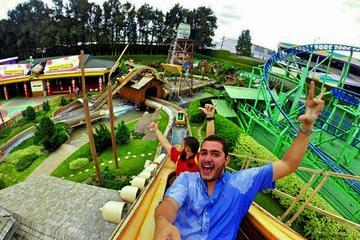 Irtra Mundo Petapa Theme Park Admission Ticket