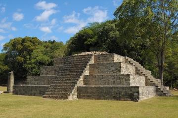 Viaje de dos días a Copán y Quiriguá...