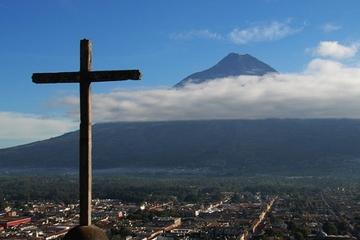 Visita turística por la ciudad de Antigua