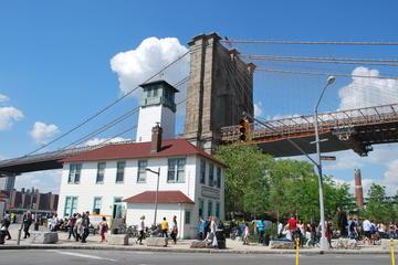 Brooklyn Bridge-fietstocht met gids