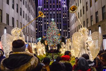 New York Holiday Lights Walking Tour