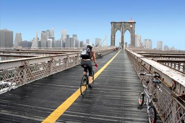 Noleggio bici per Manhattan e il ponte di Brooklyn