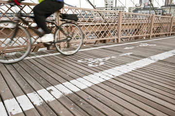 Private Brooklyn Bridge Guided Bike Tour