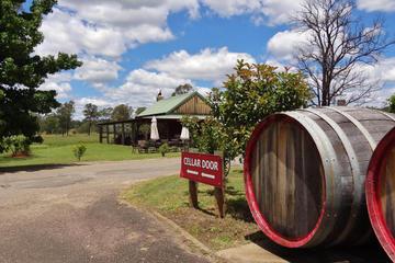 Excursión para grupos pequeños de cata de vino y queso en Hunter...