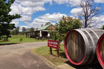 Führung in kleiner Gruppe ins Hunter Valley mit Wein- und...
