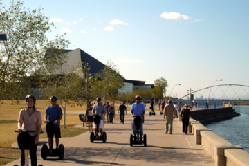 Excursão de Segway do Lago Tempe Town no Arizona