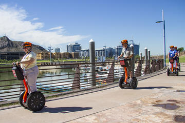 Day Trip Segway Tour of Tempe Town Lake in Arizona near Phoenix, Arizona