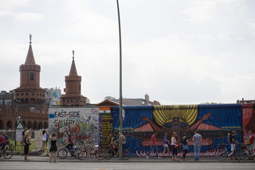 Private Modern Berlin Walking Tour: A Diverse, Vibrant and Exciting New German Capital