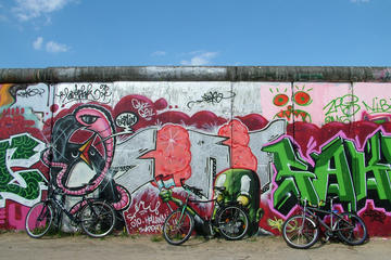 Visite à pied du Berlin moderne