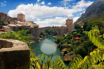 4-Night Three Countries Tour from Dubrovnik: Croatia, Montenegro and Bosnia-Herzegovina