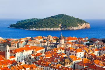 Croisière dans les îles Élaphites au départ de Dubrovnik, déjeuner...