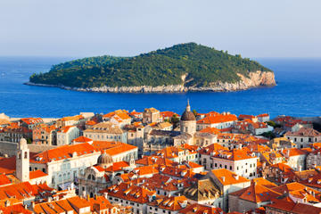 Dubrovnik Island-Hopping Cruise in the Elaphites