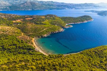 Excursão privada: Cruzeiro pelas Ilhas Elaphiti saindo de Dubrovnik