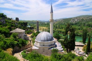Excursão privada: Viagem de um dia para Medjugorje e a Mostar saindo...