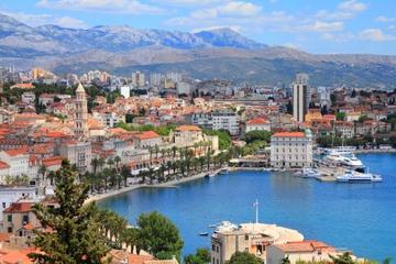 Excursão privada: Viagem de um dia para Split saindo de Dubrovnik