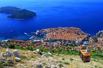 Excursão terrestre privada por Dubrovnik: Excursão turística...