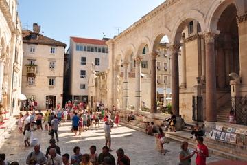 Excursión de un día desde Dubrovnik a Split