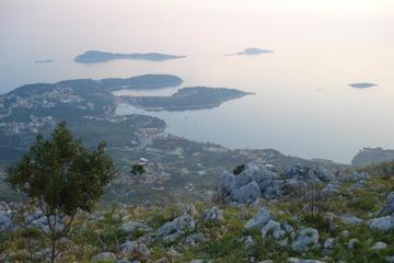 Excursión privada por la costa de Dubrovnik : casco antiguo de...