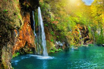 Group Transfer from Zagreb to Split with Plitvice Lakes Tour