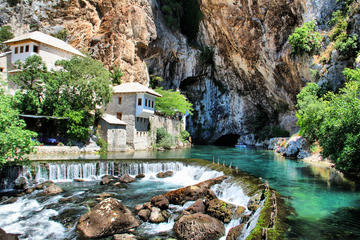 Highlights of Three Balkan Countries: 8 Day Trip from Zagreb