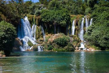 Kravice Waterfalls, Mostar and...