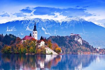 Ljubljana and Bled: The City of Dragon and Alpine Beauty Day Trip...