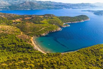 Recorrido privado: crucero por las islas Elaphite desde Dubrovnik