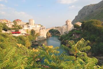 Tagesausflug nach Medjugorje und Mostar ab Split