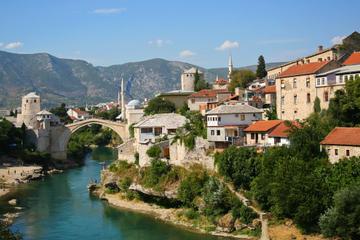 Tour privado: excursión de un día a Sarajevo desde Dubrovnik
