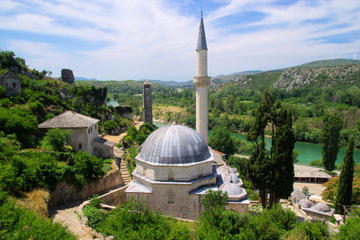 Tour privato: Gita giornaliera a Medjugorje e Mostar da Dubrovnik