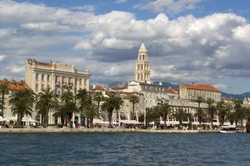 Transfert privé : de Dubrovnik à Split