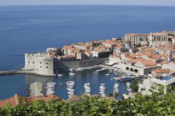 Viagem diurna a Dubrovnik, saindo de Split